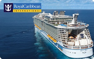 Royal Caribbean eGift Card - $50