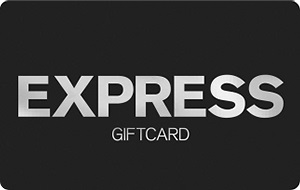 EXPRESS $100 Gift Card