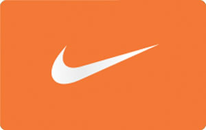 Nike eGift Card - $10
