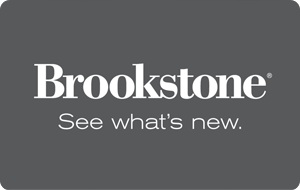 Brookstone $15 Gift Card