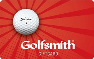 Golfsmith $10 Gift Card