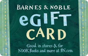 Barnes & Noble eGift Card - $15