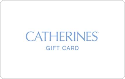 Catherines $25 Gift Card