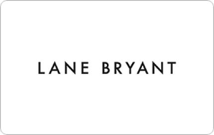 Lane Bryant $25 Gift Card