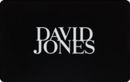David Jones eGift Card - $100 AUD