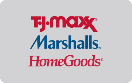 TJX eGift Card - $25