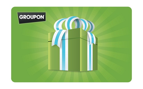 Groupon $25 CAD Gift Card