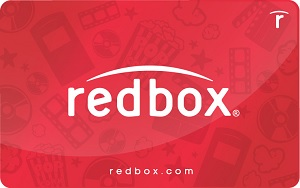 RedBox GiftCard $25 Gift Card