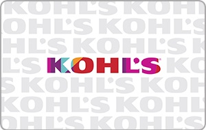Kohl's eGift Card - $10