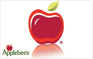 Applebee's $5 Gift Card