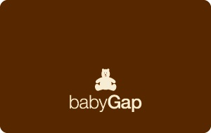 BabyGap eGift Card - $10