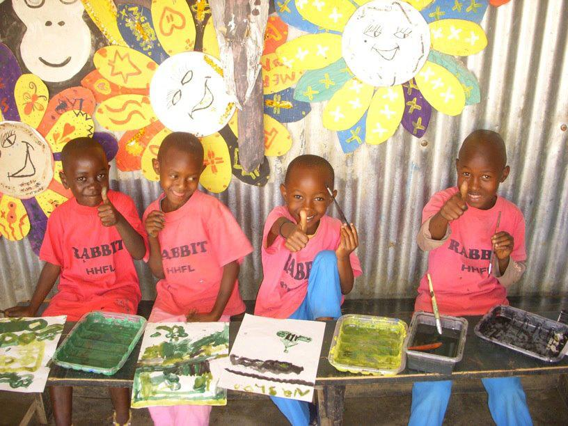 Send a Child to Primary  School in Kenya