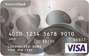 Visa® $5 Reward Card