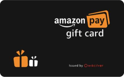 Amazon.in Gift Card - Rs.1000