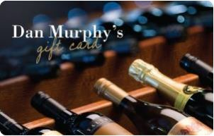 Dan Murphy's eGift Card - $25 AUD