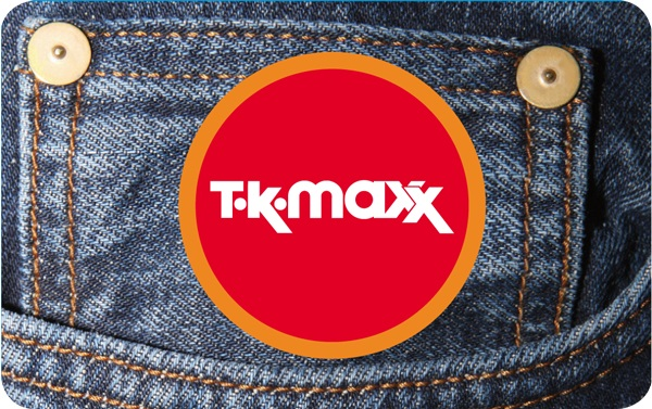 TKMaxx eGift Card - 50 GBP