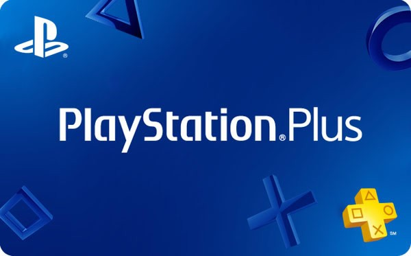 Sony PlayStation®Plus - 1 Year Membership