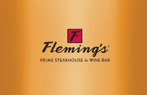 Fleming's Steakhouse $50 Gift Card