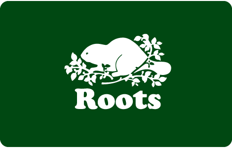 Roots $50 CAD Gift Card
