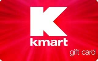 Kmart $10 Gift Card