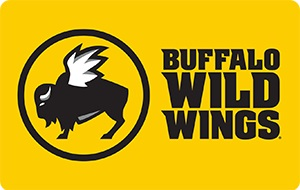 Buffalo Wild Wings $50 *Gift Card
