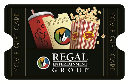Regal Entertainment Group $100 Gift Card
