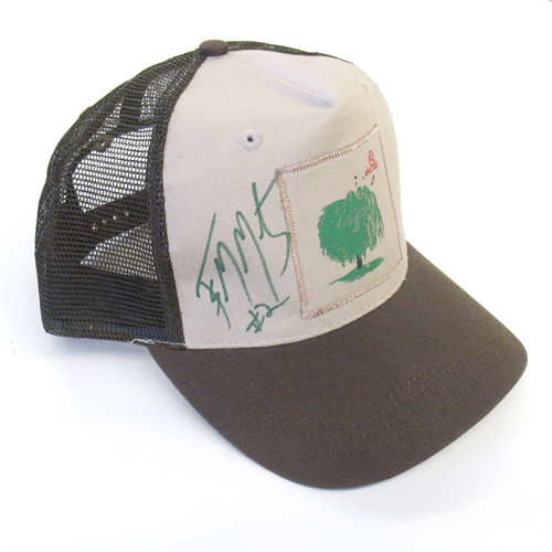 Abstrakt Hat Autographed by Todd Martinez