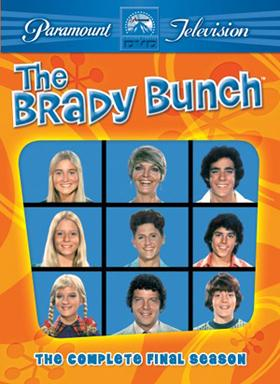 Autographed Brady Bunch Final Season DVD