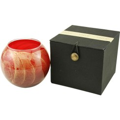 Cranberry Mysteria-Scented Globe Candle