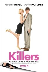 "Killers ""Couple"" Movie Poster (27"" x 40"")"