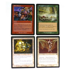 Magic the Gathering 4 Pack of Trading Cards