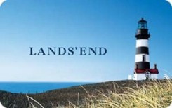 Lands' End e-Gift Card - $25