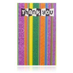 Thank You Greeting Card (Awesome)