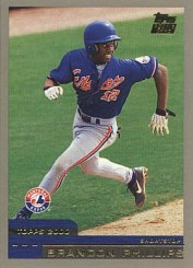 2000 Brandon Phillips Topps Rookie Card