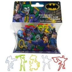 Batman Villains Character Bandz