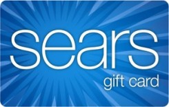 Sears eGift Card - $10