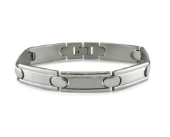 Stainless Steel Linked Bracelet