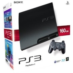Sony PlayStation 3 Slim Console