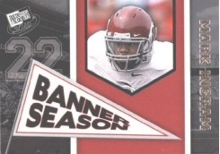 2011 Mark Ingram Press Pass Rookie Card