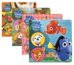 Disney Animal Friends Board Books