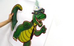 Pin The Tail On Swagasaurus Bux