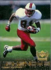 1999 Torry Holt Upper Deck Legends Rookie Card