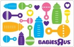"Babies""R""Us eGift Card - $25"