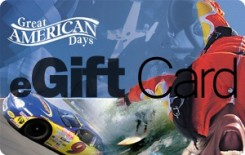 Great American Days eGift Card - $50
