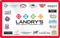 Landry's eGift Card - $100
