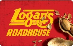 Logan's Roadhouse $25 Gift Card