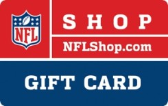 NFLShop.com eGift Card - $50