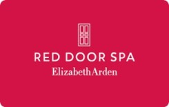Red Door Spa eGift Card - $25