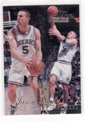 1994 Jason Kidd Fleer Flair Rookie Card