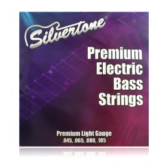 Silvertone - Premium Electric Bass Guitar Strings